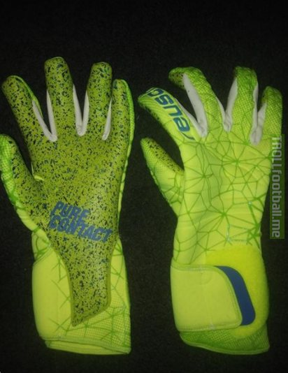 Picked up these new gloves yesterday!