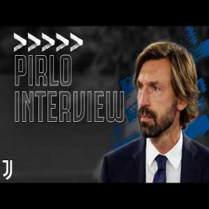 Andrea Pirlo Exclusive UEFA Interview - Coaching at Juventus, Champions League Objectives