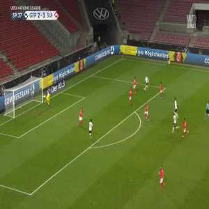Germany [3]-3 Switzerland - Serge Gnabry back-heel 60'