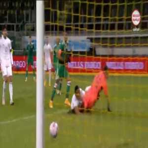 Mexico 1-[2] Algeria - Riyad Mahrez 67'