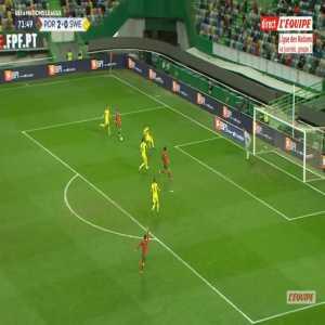 Portugal 3-0 Sweden - Diogo Jota 72'