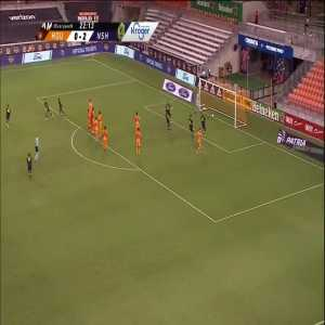 Nashville SC [3]-0 Houston Dynamo Hany Muhktar (Great Goal)