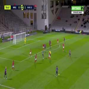 Nîmes 0-2 PSG - Alessandro Florenzi 78'
