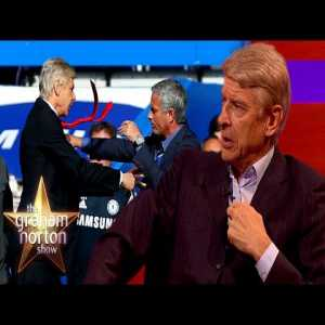 [The Graham Norton Show] Arsène Wenger On His Iconic 'Fight' With José Mourinho