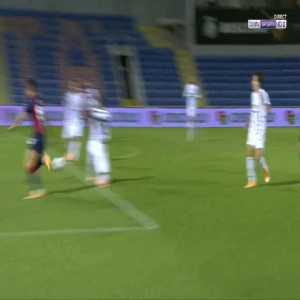 Crotone 1-0 Juventus - Simy penalty 12'