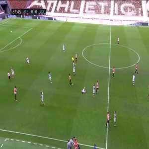 Athletic Bilbao 1-0 Levante - Álex Berenguer 68'