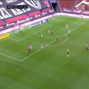 Athletic Bilbao 2-0 Levante - Iñaki Williams 79'
