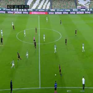 Betis 0-1 Real Sociedad - Portu 44'