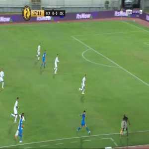Raja Casablanca 0-1 Zamalek - Achraf Bencharki 18'