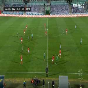 Rio Ave 0-2 Benfica - Gian-Luca Waldschmidt 29'