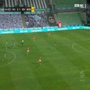 Rio Ave 0-2 Benfica - Gian-Luca Waldschmidt 45'+4'