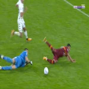 Roma [3]-2 Benevento - Jordan Veretout penalty 69'