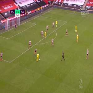 Sheffield United 0-1 Fulham - Ademola Lookman 77'