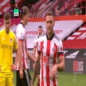 Sheffield United [1]-1 Fulham - Billy Sharp PK 85'