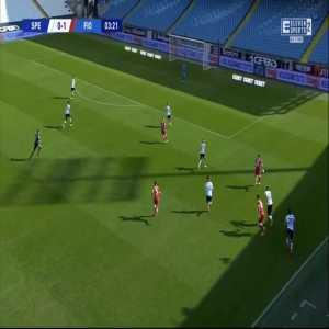 Spezia 0-2 Fiorentina - Cristiano Biraghi 4'