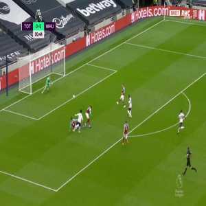 Tottenham [1] - 0 West Ham - Heung-min Son 1'