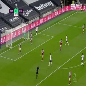 Tottenham [3] - 0 West Ham - Harry Kane 16'