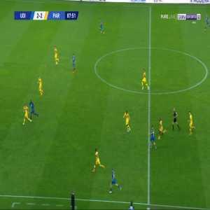 Udinese [3]-2 Parma - Ignacio Pussetto 89'