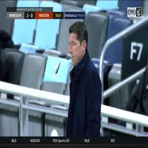 Minnesota 2-0 Houston Dynamo - Ethan Finlay 30'