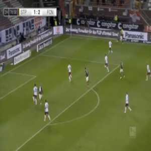 St. Pauli [2]-2 Nurnberg - Daniel Buballa 78'