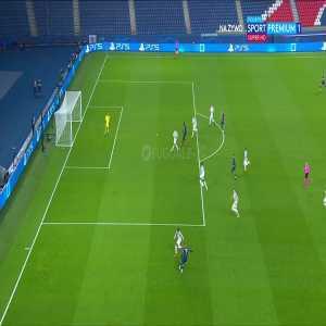 David De Gea Great save vs. Mbappe 48'