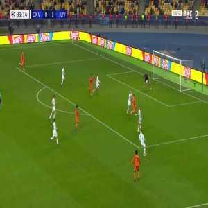 Dynamo Kyiv 0 - [2] Juventus - Alvaro Morata 84'
