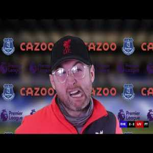 Hilarious Conor Moore impressions of Lampard, Mourinho, Solksjaer & Klopp after the weekend.