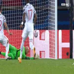PSG 0-1 Manchester Utd - Bruno Fernandes penalty 23'