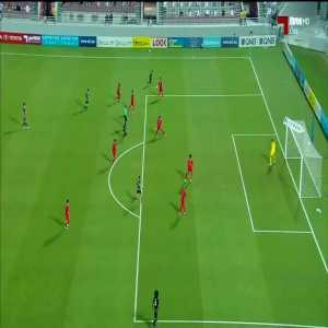 Al-Duhail 0-[1] Al-Sadd - Great goal by Nam Tae-Hee (22')