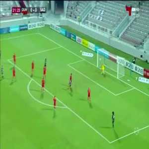 Al Duhail 0-1 Al Sadd - Nam Tae Hee goal (21')