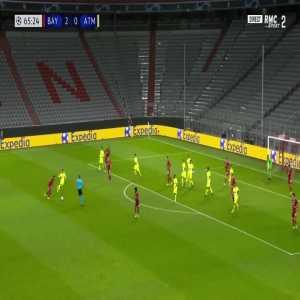Bayern Munich [3] - 0 Atlético Madrid - Tolisso Great Goal 66'