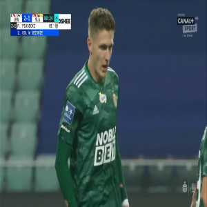[Ekstraklasaboners] Legia Warszawa 2-[1] Śląsk Wrocław - Fabian Piasecki 81' (Polish Ekstraklasa)