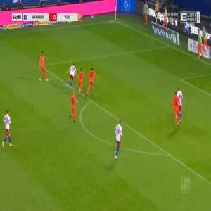 Hamburger SV 2-0 Erzgebirge Aue - Sonny Kittel 57'