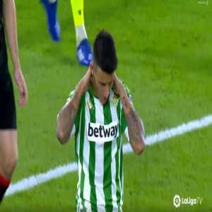 Loren Morón's double nutmeg vs Real Sociedad