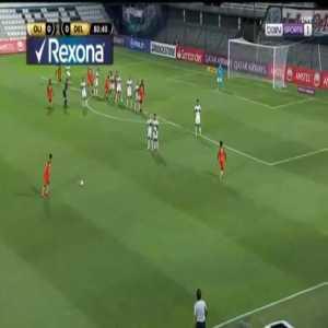 Olimpia Asuncion 0-1 Delfin - Agustin Ale Perego 81'