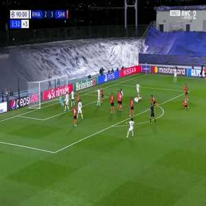 Real Madrid [3] - 3 Shakhtar - Federico Valverde 90+2'