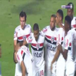 Sao Paulo 1-0 Binacional - Vitor great strike 7'