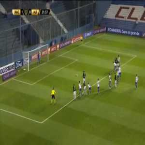 Sergio Rochet (Nacional) penalty save against Alianza Lima 23'
