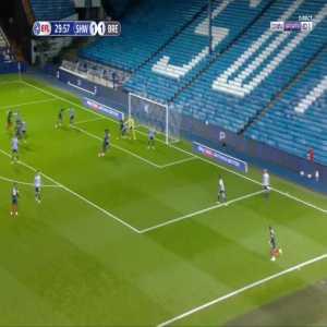Sheffield Wednesday 1-[2] Brentford - Ivan Toney 30'