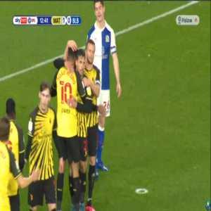 Watford 1-0 Blackburn Rovers: Joao Pedro 13'