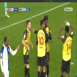 Watford 2-0 Blackburn Rovers: Cleverley