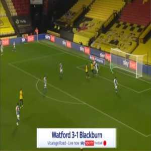 Watford [3]-1 Blackburn - Darragh Lenihan OG 49'