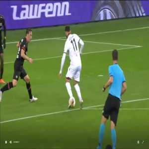Bayer Leverkusen 2-[1] Nice - Gouiri 31'