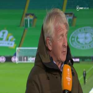 Gordon Strachan tells the story of the 2007 AC Milan team pointing and laughing at Dida after the goalkeeper dived when a Celtic fan tapped him on the head