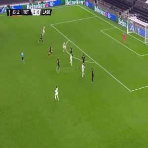 Tottenham Hotspur [3]-0 LASK | Son 84'