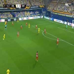 Villarreal [4]-3 Sivasspor - Paco Alcacer 74'