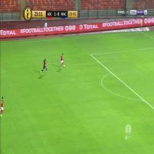 Al Ahly 2-0 Wydad [4-0 on agg.] - Hussein El Shahat 26'