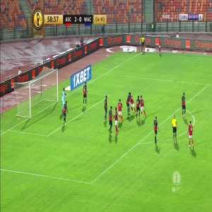 Al Ahly 3-0 Wydad [5-0 on agg.] - Yasser Ibrahim El Hanafi 59'