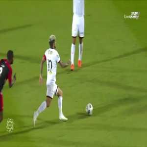 Al-Raed 1 - [2] Al-Shabab — Chritian Guanca 62' — (Saudi Pro League - Round 2)