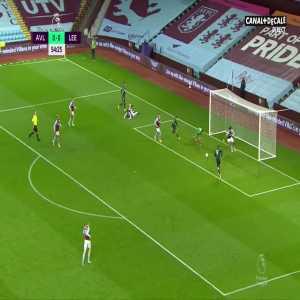 Aston Villa 0 - [1] Leeds - Bamford 55'